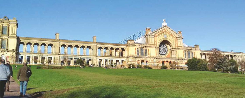 Alexandra Palace building