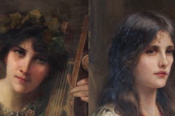 Female portraits by Beatrice Offor