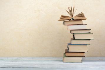 Books Reading Image