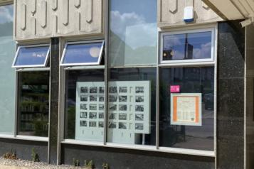 Hornsey Library Home Fronts exhibition