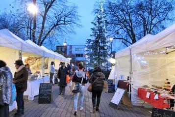 Tottenham Green Christmas Market